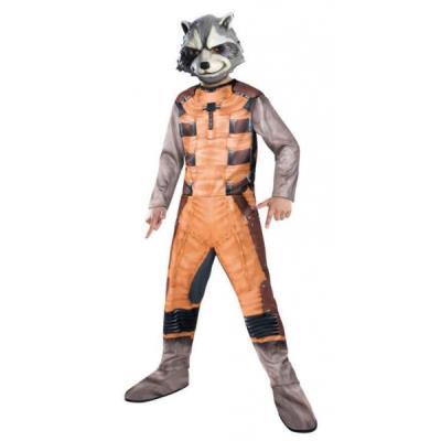 Costume Raccoon Gardiens de la Galaxie classic pour enfant - 5-7 ans