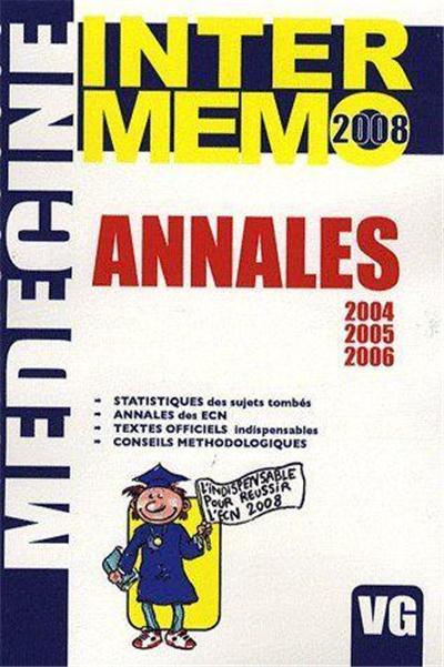 annales (édition 2008)