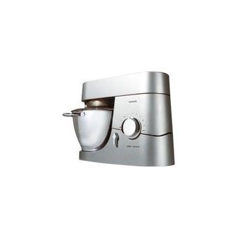 Kenwood Chef Titanium KM010 - robot multi-fonctions - 1400 Watt - argenté(e)