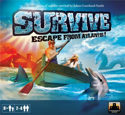 Survive : Escape From Atlantis !