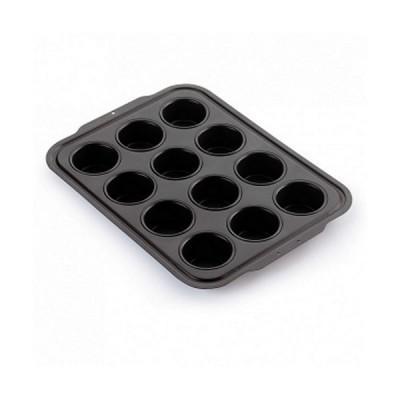 Mauviel - Plaque à muffins Mauviel AA - 12 alvéoles : M'Passion