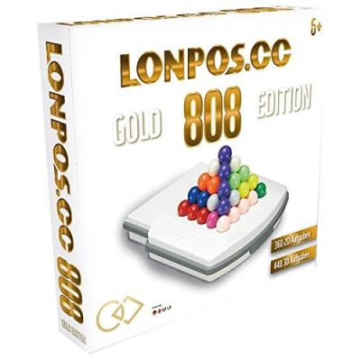 Lonpos - 56115 - jeu de logique - 808