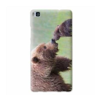 coque huawei p8 animaux