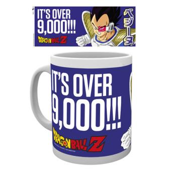 Caneca Dragon Ball Z: Vegeta
