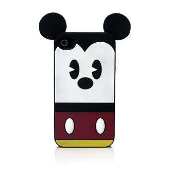 Coque mickey silicone iphone 4 4s disney ip1654