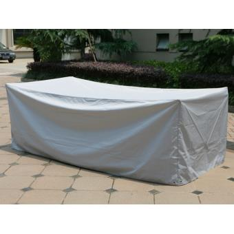 Housse de protection pour table rectangulaire 250 x120x85cm ...