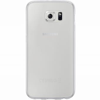 Coque Samsung Galaxy S6 silicone transparente