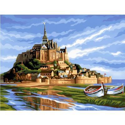 Oz International - Peinture au numéro - Initiés : Mont Saint Michel
