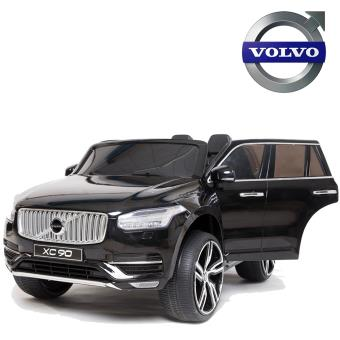 4x4 voiture quad lectrique enfant volvo xc90 en 2 places 12v noir peinte voiture achat. Black Bedroom Furniture Sets. Home Design Ideas