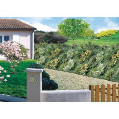 INTERMAS - Toile de paillage 1.25 x 10 m AGROSOL