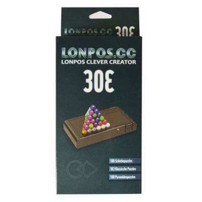 Lonpos - 56114 - jeu de logique - clever creator 303