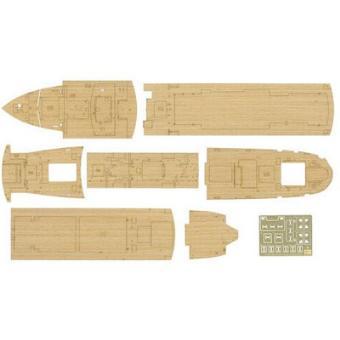 hasegawa pont en bois bois pour maquette bateau hikawa maru maquette achat prix fnac. Black Bedroom Furniture Sets. Home Design Ideas