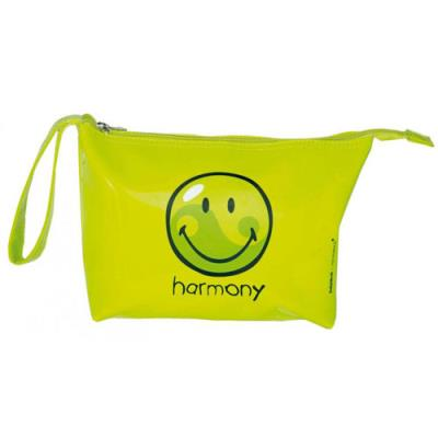 Trousse beauté vinyle Happy Colours Harmony