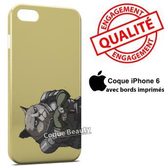 coque warriors iphone 6