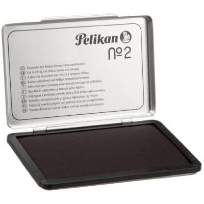Pelikan 331777 tampon encreur 110 x 70 mm (noir)