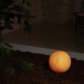 28€ sur Lightcraft Sandshine M Lampe de jardin éclairage boule en ...