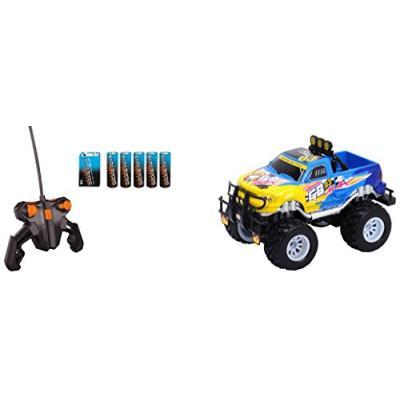 Dickie toys - 201119072 - véhicule - grave breaker - radiocommandé - echelle 1/16 - multicolore