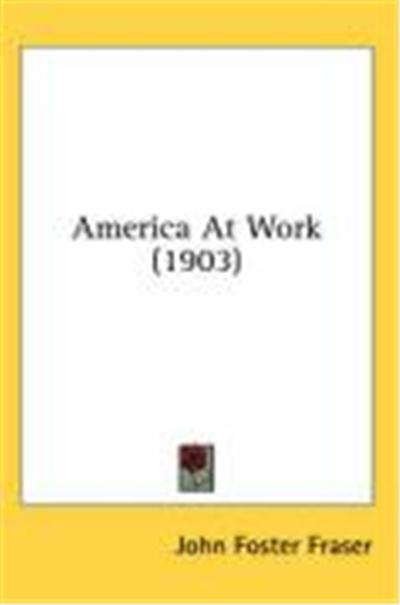 America at Work (1903)
