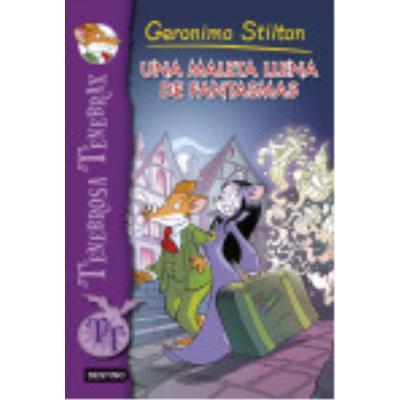 Una Maleta Llena De Fantasmas - Geronimo Stilton