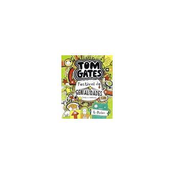 Tom gates 3 festival de genialidade