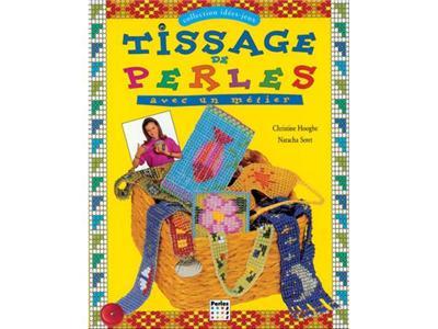 PERLES BOX - Livre perles box tissage avec metier