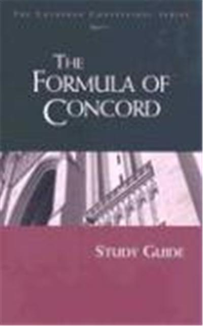 The Formula of Concord
