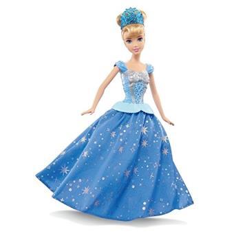efc8664d746 Princesses disney - chg56 - poupée mannequin - cendrillon - robe  virevoltante - Poupée - Achat   prix