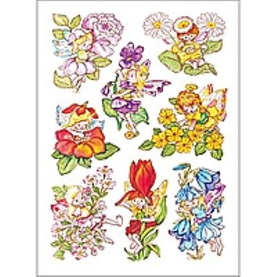 Herma decorative label decor flower elves 3 sheets (3478)