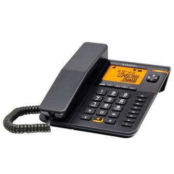 t l phone fixe alcatel t75 versatis t l phone filaire achat prix fnac. Black Bedroom Furniture Sets. Home Design Ideas