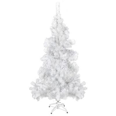 vidaXL Arbre de Noël artificiel avec support en plastique 150 cm 380 Branches