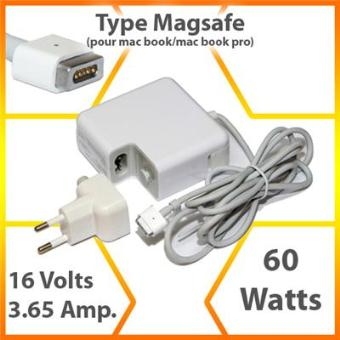 chargeur macbook blanc 2007