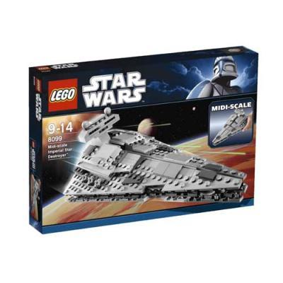 Lego - LEGO Star Wars 8099: Vaisseau Imperial Star Destroyer - Echelle réduite (Impo...