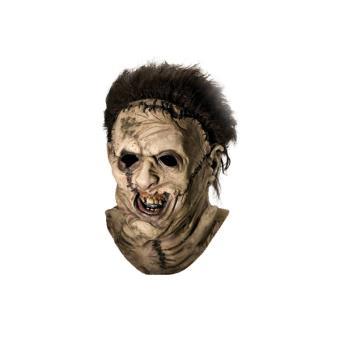 images détaillées de style élégant en ligne ici Masque complète Leatherface Massacre à la tronçonneuse en ...