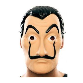 Máscara Rígida La Casa de Papel