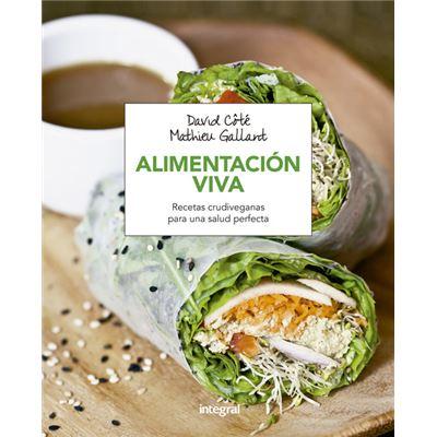 Alimentacion Viva - [Livre en VO]