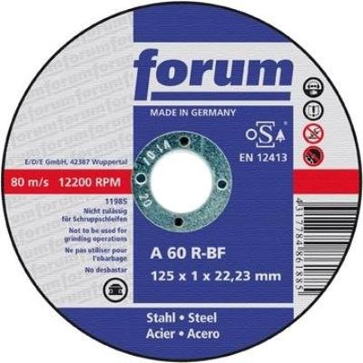 Forum En Acier Pour Disque À Tronçonner 230 X 1,9 Mm, Coudée, 4317784861939
