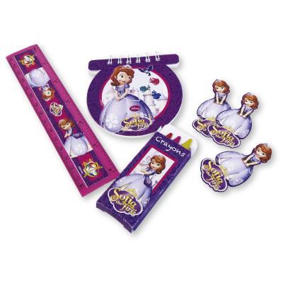 Kit d'écriture Princesse Sofia