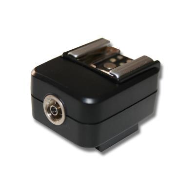 Adaptateur pour sabot de flash Canon, Nikon, Pentax, Olympus. Convient aux appareils photo Sony et M