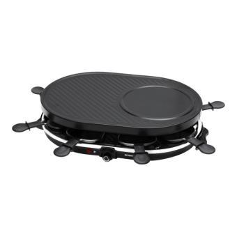 Inventum Gourmet set zwart 1200 W GR802