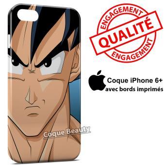 Coque iPhone 6 plus Dragon Ball Z Goku