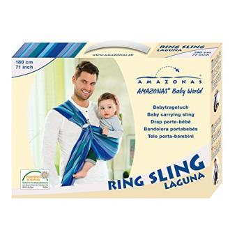 Amazonas ring sling laguna - az-5060235 - echarpe de portage - ring sling  laguna - Porte-Bébés - Achat   prix   fnac 81b5f07ff7a
