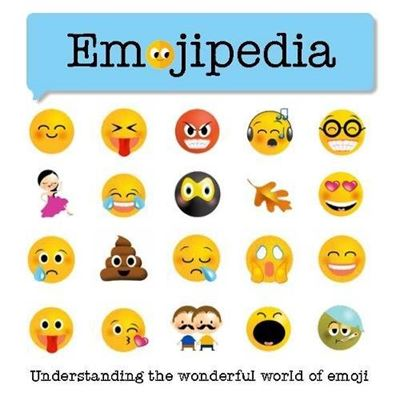 Emojipedia (Gift Book) - [Livre en VO]