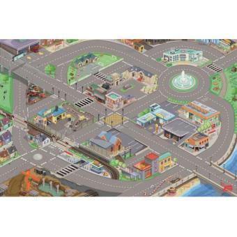 Le Toy Van Tapis De Jeu Voitures Circuit Voitures Achat Prix