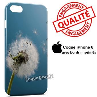coque iphone 6 pissenlit