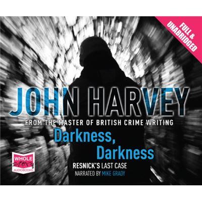 Darkness, Darkness (Audio Cd)