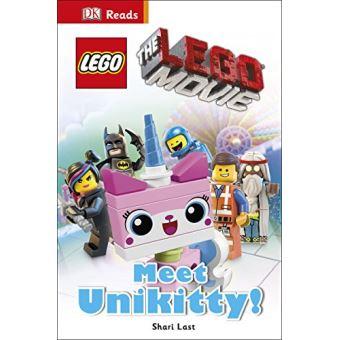 Lego movie meet unikitty!