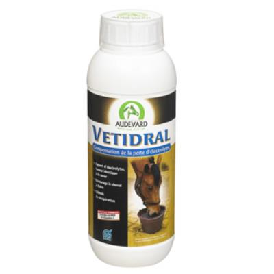 Audevard - vetidral liquide