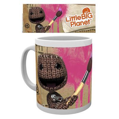 Tasse de ceramique Little Big Planet Paint