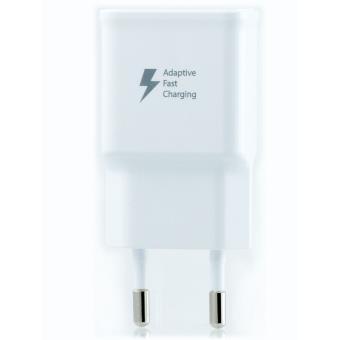 Chargeur SAMSUNG BLANC Charge Rapide PLUG 2A pour Galaxy S6 EDGE
