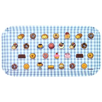 Plateau Petit Dejeuner Smiley World Tendance Fun Vichy